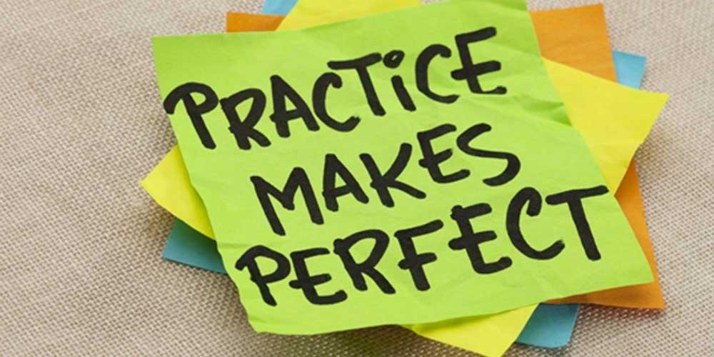 تکرار و تمرین، کلیدهای طلایی یادگیری